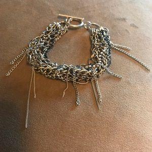 Banana Republic Edgy Chain Bracelet